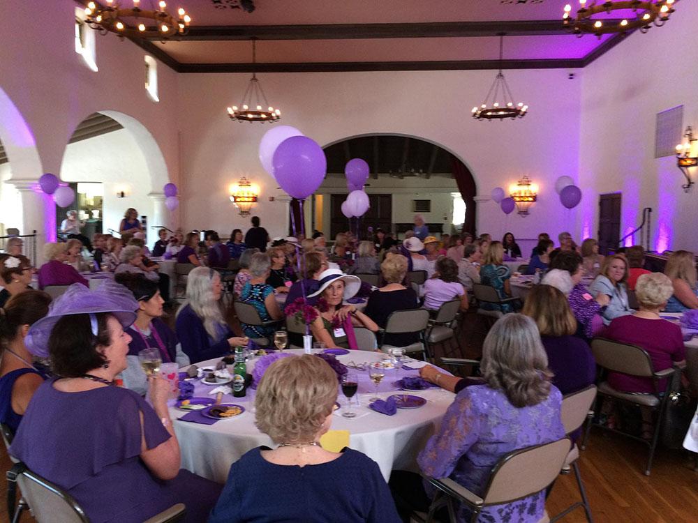Santa Barbara Womans Club Members 1