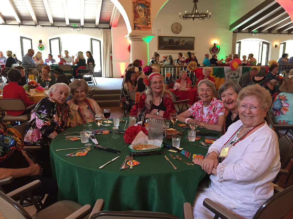 Santa Barbara Womans Club Members 3