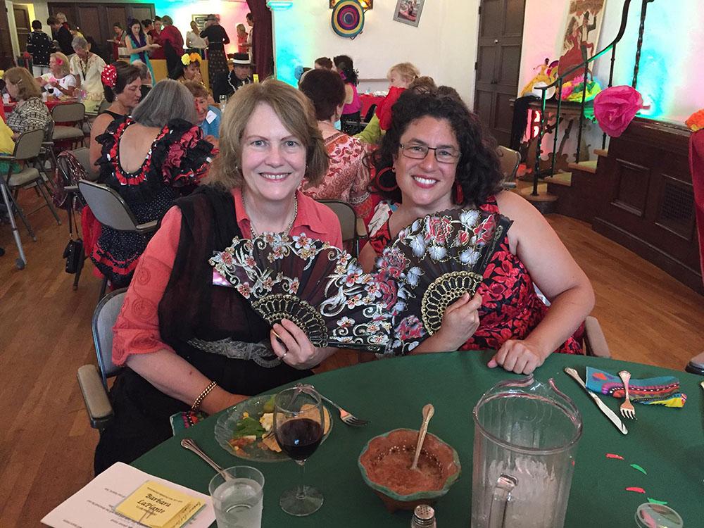 Santa Barbara Womans Club Members 4