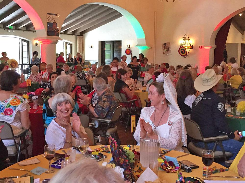 Santa Barbara Womans Club Members 6