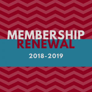 Membership Dues (Oct 1, 2018-Sept 30, 2019)